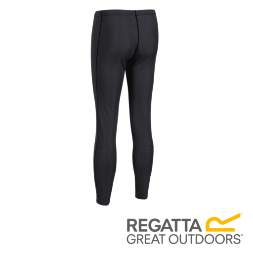 Regatta Men's Zimba Base Layer Bottoms – Seal Grey