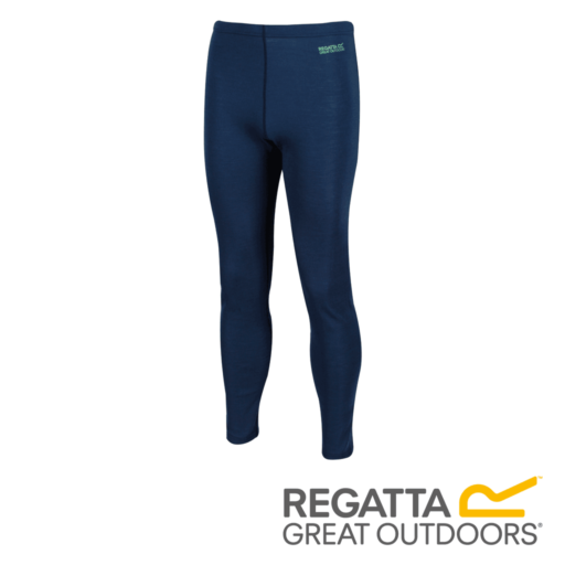Regatta Men's Zimba Base Layer Bottoms – Dark Denim