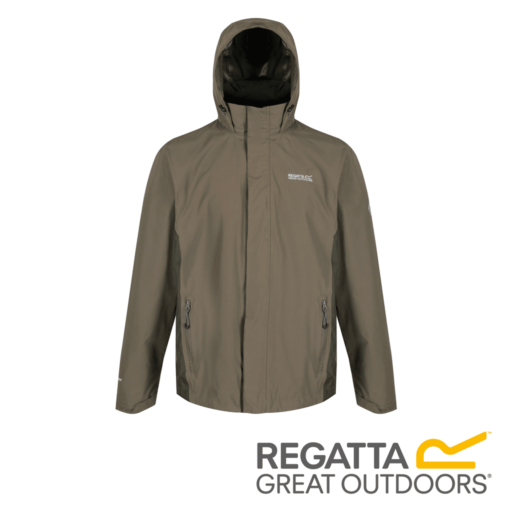 Regatta Men's Matt Lightweight Waterproof Jacket