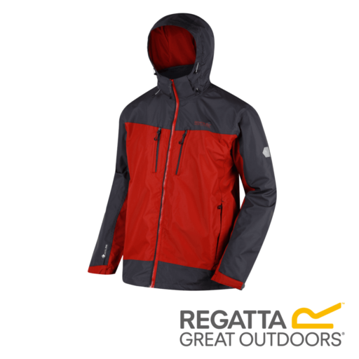 Regatta Men's Calderdale II Waterproof Jacket