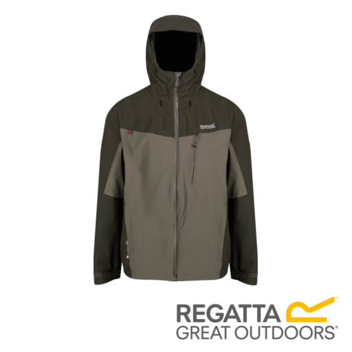 Regatta Men's Birchdale Waterproof Hooded Jacket