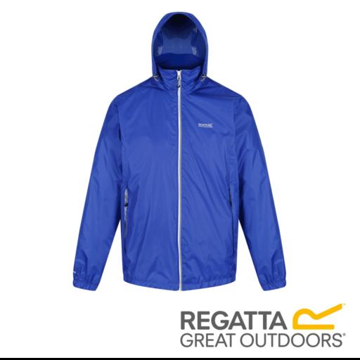 Regatta Men's Lyle IV Lightweight Waterproof Jacket – Surf Spray