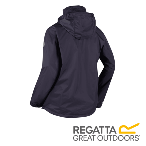 Regatta Men's Lyle IV Lightweight Waterproof Jacket – Iron