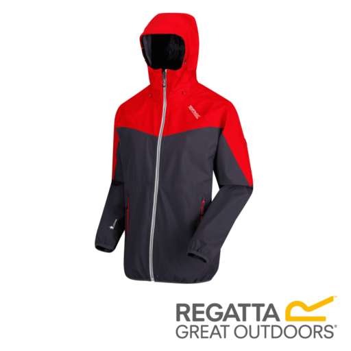 Regatta Men's Imber IV Lightweight Waterproof Jacket