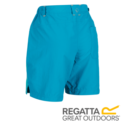 Regatta Women's Sungari Walking Shorts – Enamel / Ceramic