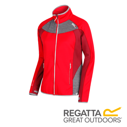 Regatta Women's Yare Knitted Stretch Softshell Jacket