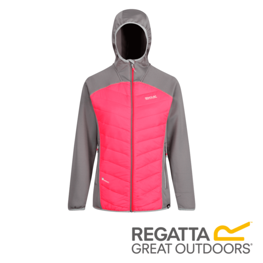 Regatta Women's Andreson IV Lightweight Hooded Hybrid