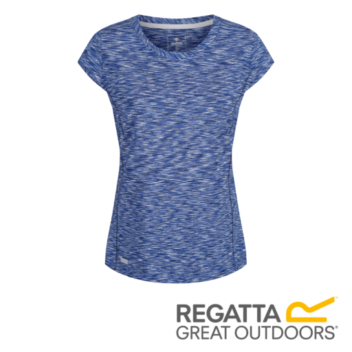 Regatta Women's Hyperdimension T-Shirt – Blueberry Pie