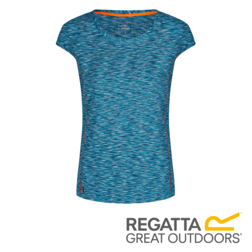 Regatta Women's Hyperdimension T-Shirt – Enamel