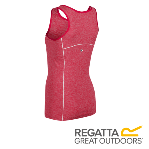 Regatta Women's Vashti II Stretch Vest – Dark Cerise