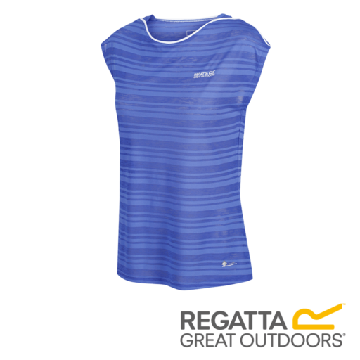 Regatta Women's Limonite III Active T-Shirt – Blueberry Pie
