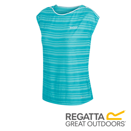 Regatta Women's Limonite III Active T-Shirt – Ceramic