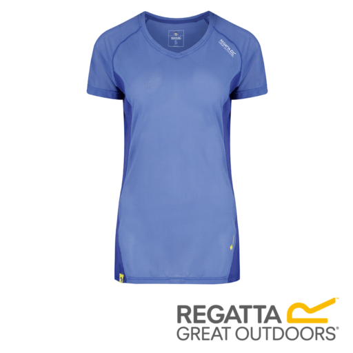 Regatta Women's Volito III Ultra Lightweight T-Shirt