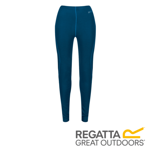 Regatta Women's Zimba Base Layer Bottoms – Moroccan Blue