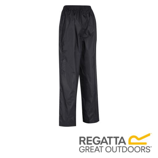Regatta Women's Pack It Breathable Waterproof Packaway Overtrousers