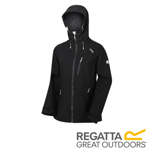 Regatta Women's Birchdale Waterproof Hooded Jacket