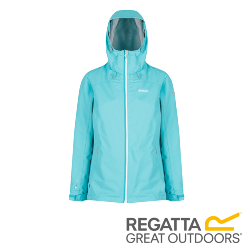 Regatta Women's Hamara II Lightweight Hooded Waterproof Jacket