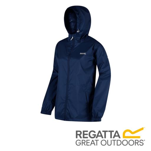 Regatta Women's Pack-It Jacket III Waterproof Packaway – Midnight