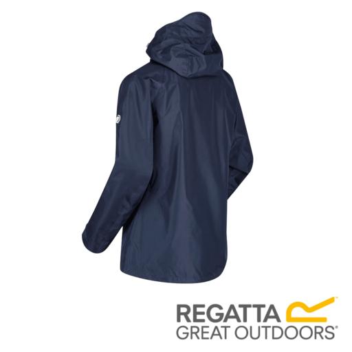 Regatta Women's Holtridge Waterproof Shell Jacket – Navy
