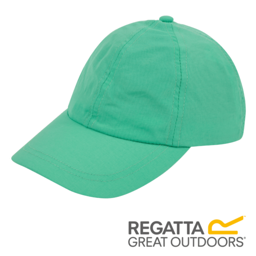 Regatta Kid's Chevi Cap – Pale Jade