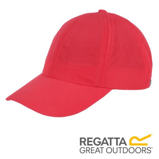 Regatta Kid's Chevi Cap – Coral Blush