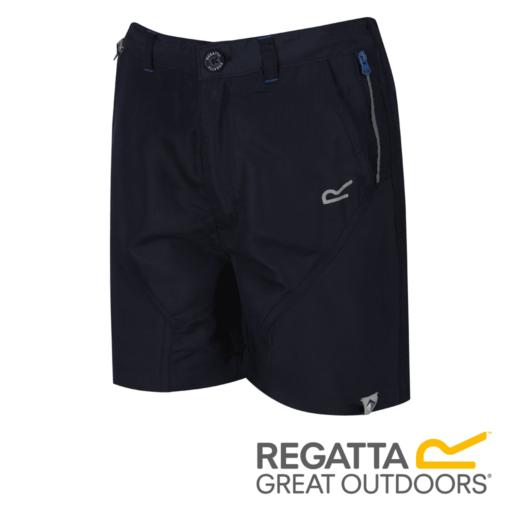 Regatta Kid's Sorcer Mountain Shorts – Navy