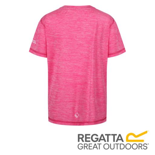 Regatta Kid's Alvardo IV Graphic Print T-Shirt – Cabaret