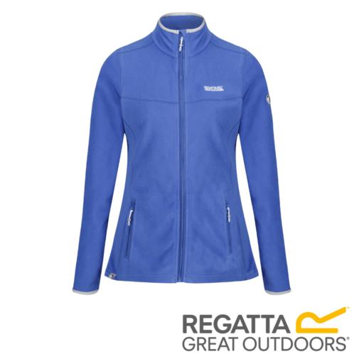Regatta Women's Floreo II Mid Weight Full Zip Fleece