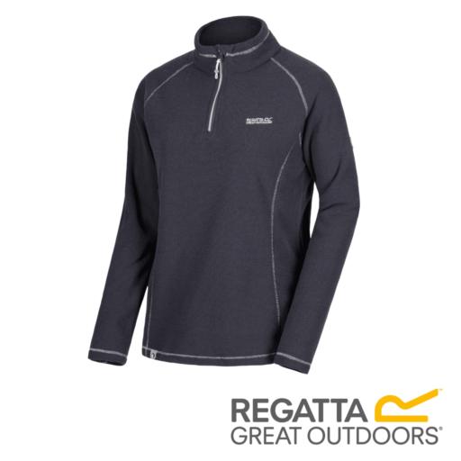 Regatta Women's Kenger Half-Zip Mid Weight Honeycomb Fleece