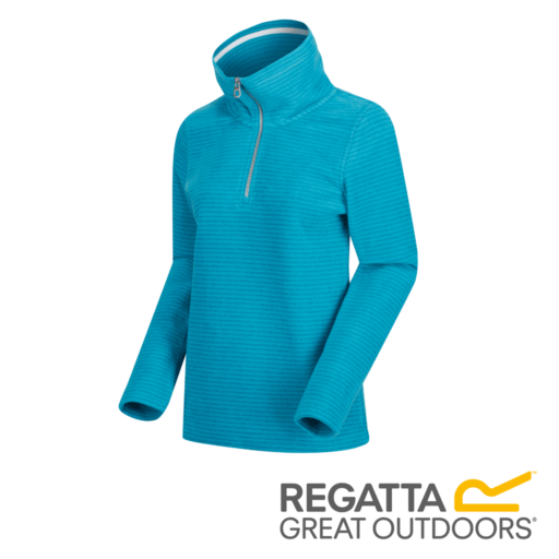 Regatta Women's Solenne Zip Stripe Fleece