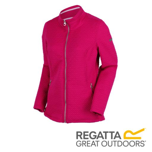 Regatta Women's Subira Full Zip Heavyweight Fleece