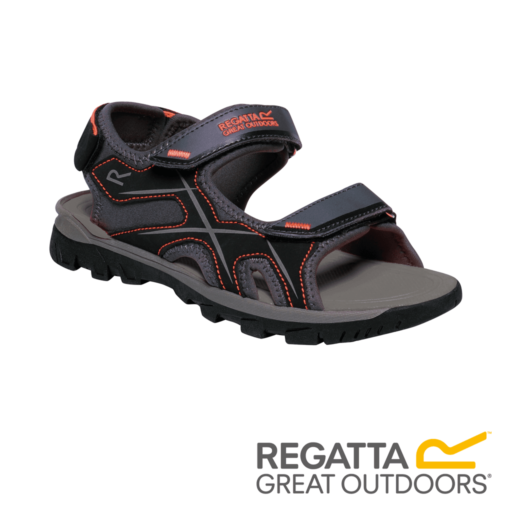 Regatta Women's Kota Drift Sandals – Briar / Neon Peach