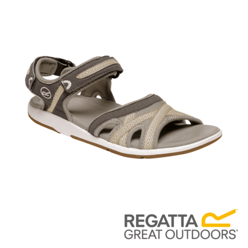 Regatta Women's Santa Clara Sandals – Tree Top / Parchment