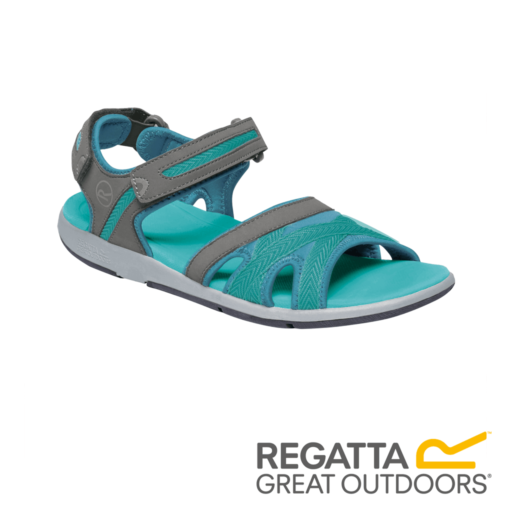 Regatta Women's Santa Clara Sandals – Rock Grey / Ceramic