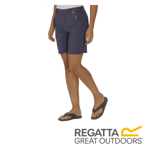 Regatta Women's Chaska Shorts – Iron