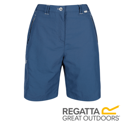 Regatta Women's Chaska Shorts – Dark Denim