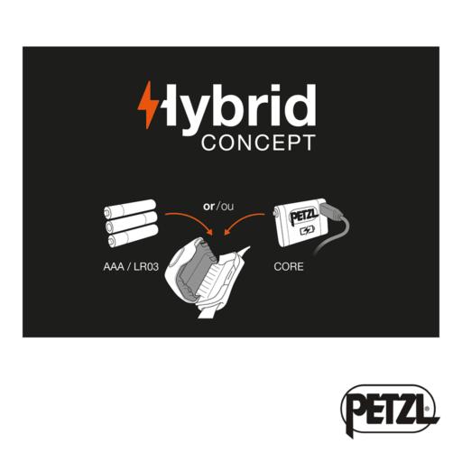 Petzl Tikkina 150 Lumens Hybrid