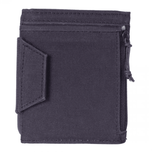 Lifeventure RFID Protected Wallet – Navy Waxed Canvas