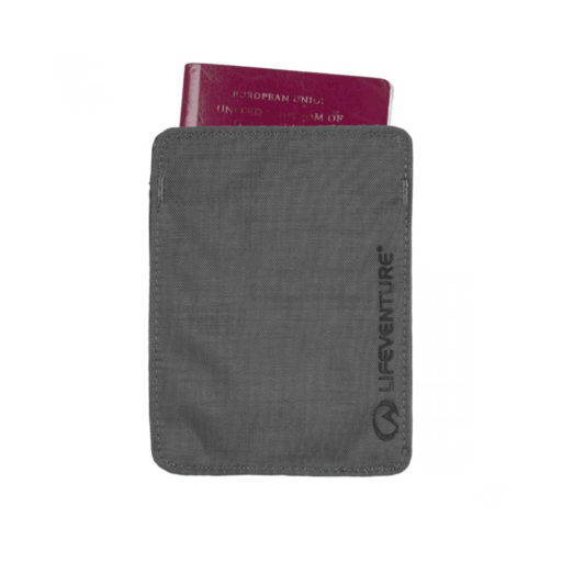 Lifeventure RFID Protected Passport Wallet
