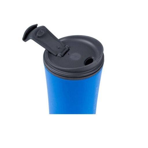 Lifeventure Ellipse Travel Mug – Blue