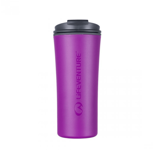 Lifeventure Ellipse Travel Mug – Purple