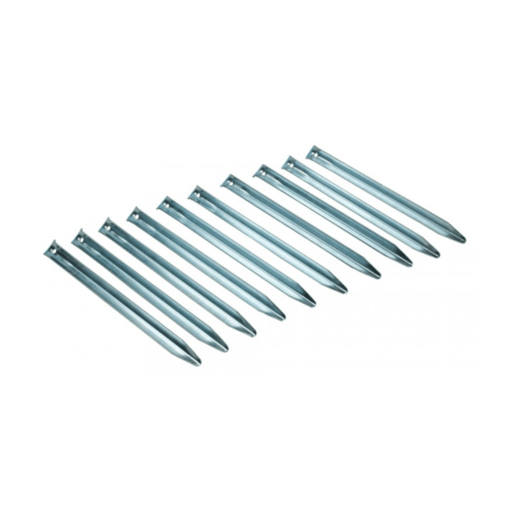 Blacks of Greenock Solace Steel Pegs 28cm (10)
