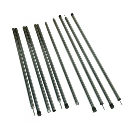 Blacks of Greenock Dining Shelter 2 Steel Pole Set