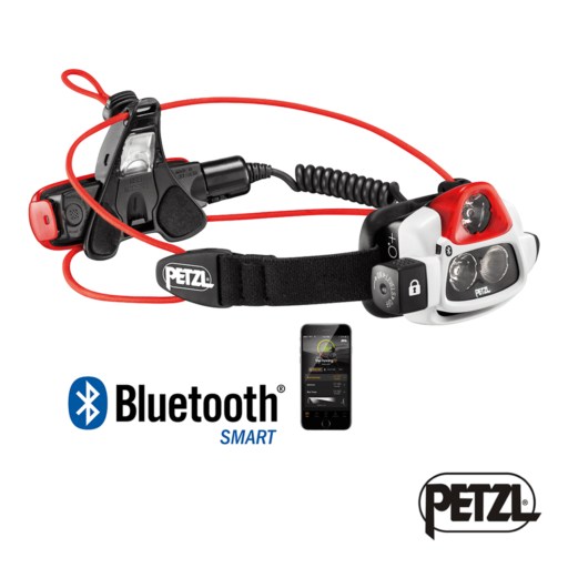 Petzl Nao+ 750 Lumens Bluetooth
