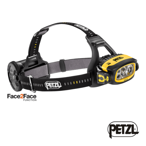Petzl DUO S 1100 Lumens Face2Face