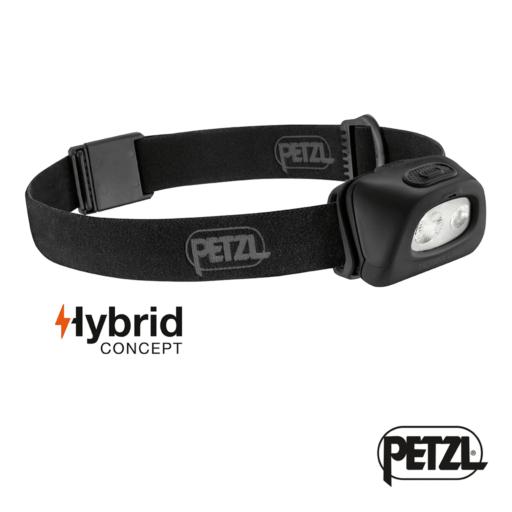 Petzl Tactikka+ RGB 250 Lumens Hybrid