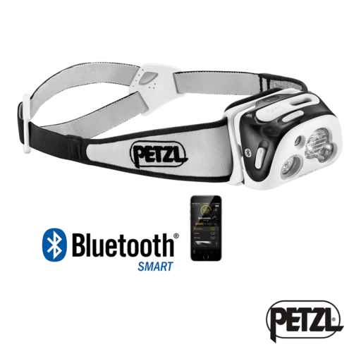 Petzl Reactik+ 300 Lumens Bluetooth