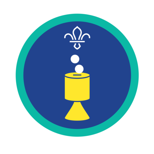 Explorers Fundraising Activity Badge