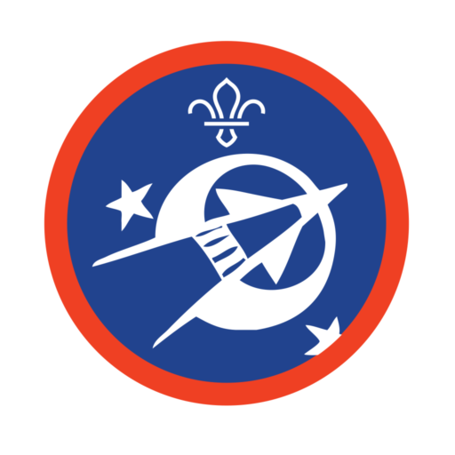 Scouts Astronautics Activity Badge