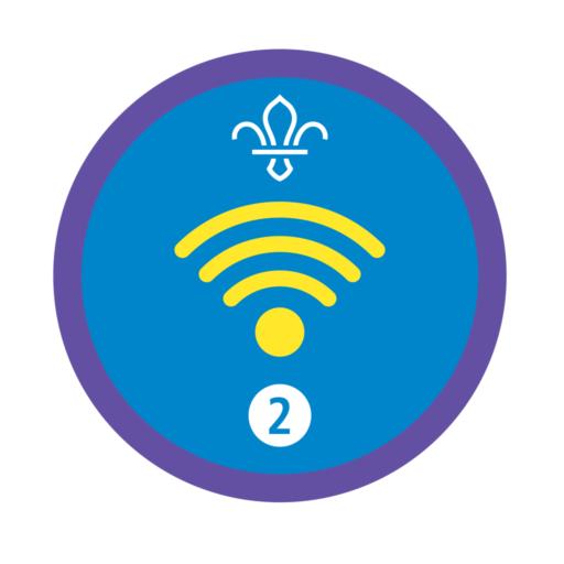 Digital Citizen Stage 2 Staged Activity Badge